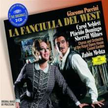 Giacomo Puccini (1858-1924): La Fanciulla del West, 2 CDs