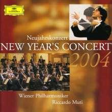Das Neujahrskonzert Wien 2004, 2 CDs