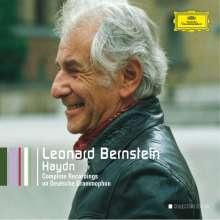 Leonard Bernstein - The Complete Haydn DG-Recordings, 4 CDs
