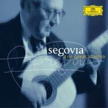 Andres Segovia - The Great Master, 2 CDs