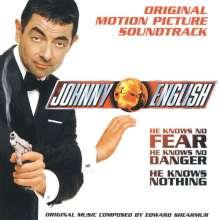 Filmmusik: Johnny English, CD