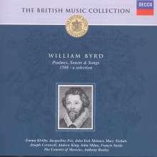 William Byrd (1543-1623): Psalms,Sonets & Songs, CD