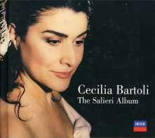 Cecilia Bartoli - Salieri Arias, CD