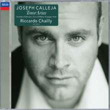 Joseph Calleja - Tenor Arias, CD