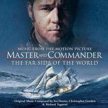 Filmmusik: Master And Commander, CD