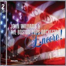 John Williams & Boston Pops - Encore, 2 CDs