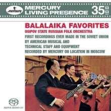 Balalaika Favourites, Super Audio CD