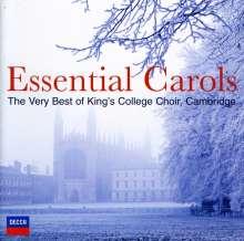 King's College Choir - Essential Carols, 2 CDs