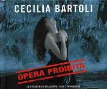 Cecilia Bartoli - Opera Proibita (Limited Edition), CD