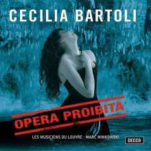 Cecilia Bartoli - Opera Proibita, CD