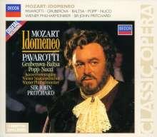 Wolfgang Amadeus Mozart (1756-1791): Idomeneo, 3 CDs