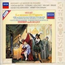 Wolfgang Amadeus Mozart (1756-1791): Die Hochzeit des Figaro, 3 CDs