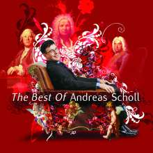 Andreas Scholl - Best of, CD