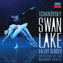 Peter Iljitsch Tschaikowsky (1840-1893): Schwanensee op.20, 2 CDs