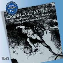 Gioacchino Rossini (1792-1868): Wilhelm Tell, 4 CDs