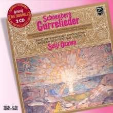Arnold Schönberg (1874-1951): Gurre-Lieder für Soli, Chor & Orchester, 2 CDs