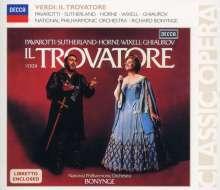 Giuseppe Verdi (1813-1901): Il Trovatore, 3 CDs