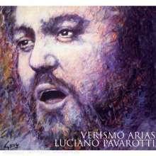 Luciano Pavarotti - Verismo Arias (Studio), CD