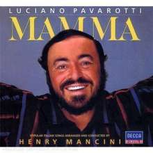 Luciano Pavarotti - Mamma (Studio), CD
