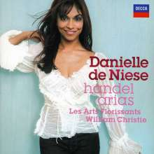 Danielle de Niese - Händel-Arien, CD
