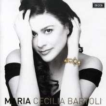 Cecilia Bartoli - Maria (Normal-Version), CD