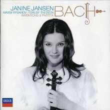 Janine Jansen spielt Bach, CD