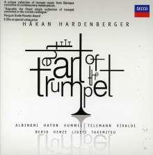 Hakan Hardenberger - The Art of the Trumpet, 5 CDs