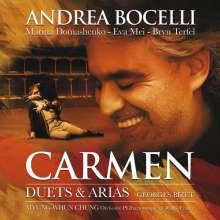 Andrea Bocelli - Carmen (The Arias), CD