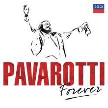 Pavarotti Forever, 2 CDs