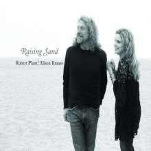 Robert Plant & Alison Krauss: Raising Sand (Digipack), CD