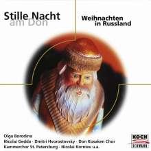 Weihnachten in Russland - Stille Nacht am Don, CD