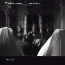 Trio Mediaeval - Soir,Dit-Elle, CD