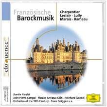 Französische Barockmusik, CD