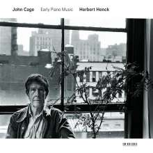John Cage (1912-1992): Early Piano Works, CD