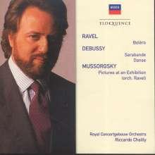 Maurice Ravel (1875-1937): Bolero, CD