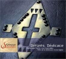 Abbaye De Solesmes - Defunts / Dedicace, CD