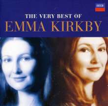 The Very Best of Emma Kirkby, 2 CDs
