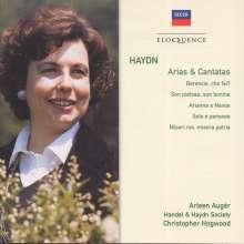 Joseph Haydn (1732-1809): Arien & Kantaten, CD