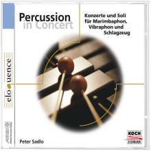 Peter Sadlo - Percussion in Concert, CD