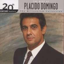 Placido Domingo: 20th Century Masters, CD