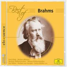 Best of Brahms (Eloquence), CD