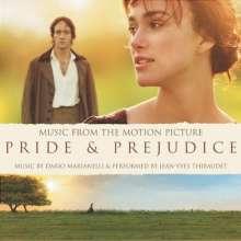 Filmmusik: Pride & Prejudice (Stolz und Vorurteil), CD