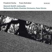 Friedrich Cerha (geb. 1926): Cellokonzert, CD