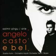 Saimir Pirgu - Angelo Casto e Bel, CD