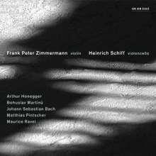 Frank-Peter Zimmermann & Heinrich Schiff - Duos, CD