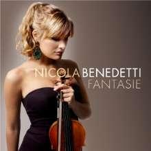 Nicola Benedetti: Fantasie, CD
