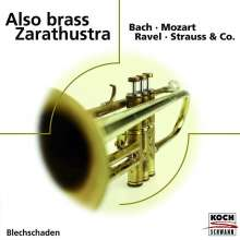 Blechschaden - Also brass Zarathustra, CD