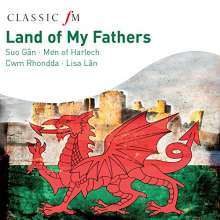 Land of My Fathers, CD