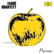 Faure Quartett - Popsongs, CD
