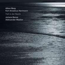 Juliane Banse - Tief in der Nacht, CD
